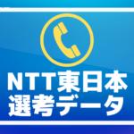 NTT東日本 選考 倍率 ボーダー